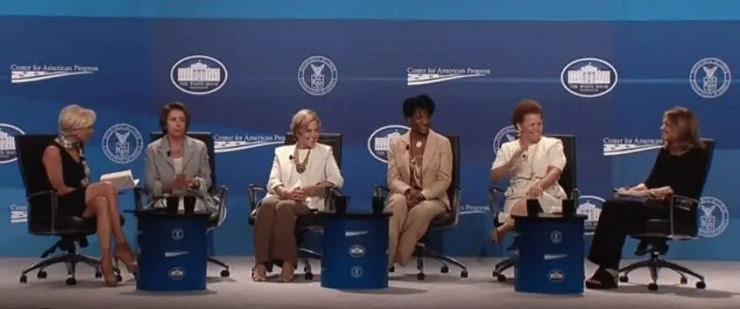 White House Summit on Working Families-Panel on Career Ladders and Leadership