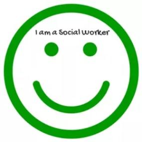 I am a social worker