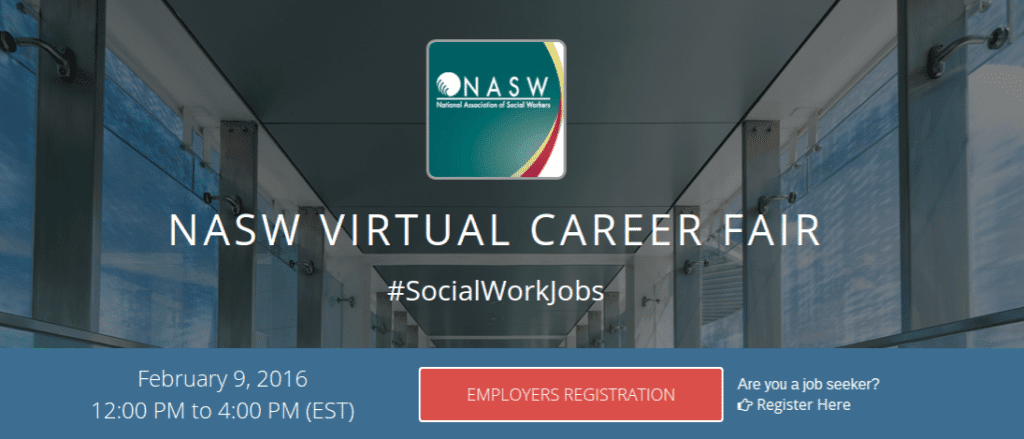 of Jobs social work national ass