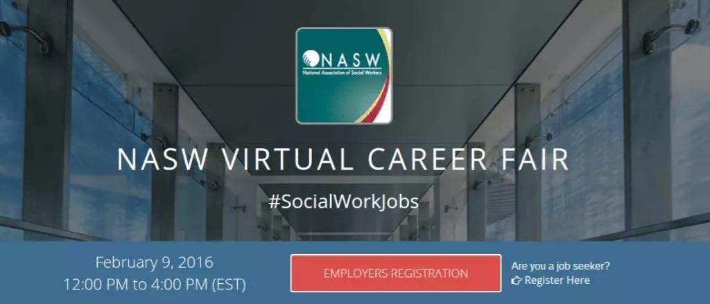 of Jobs social work national ass
