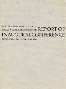 Report of the Inaugural Conference, 1964