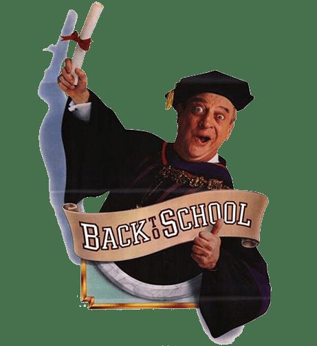 Rodney Dangerfield: Back to School