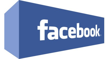 A picture of the Facebook logo