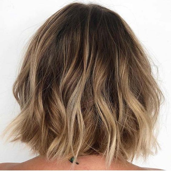 Low maintenance? No problem. A rooty, blended balayage can last you all summer, no retouch required.
