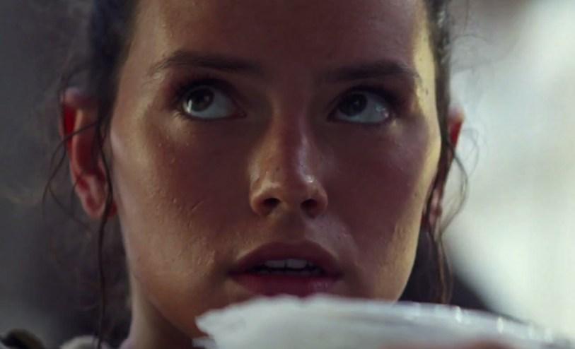 Daisy Ridley insinua qual pode ser o parentesco de Rey.