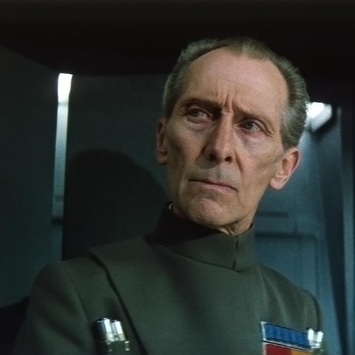 Tarkin pode aparecer em Rogue One: Uma História Star Wars