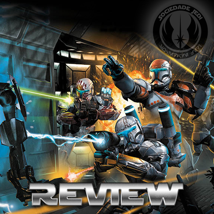 Star Wars: Republic Commando – O fantástico FPS de Star Wars