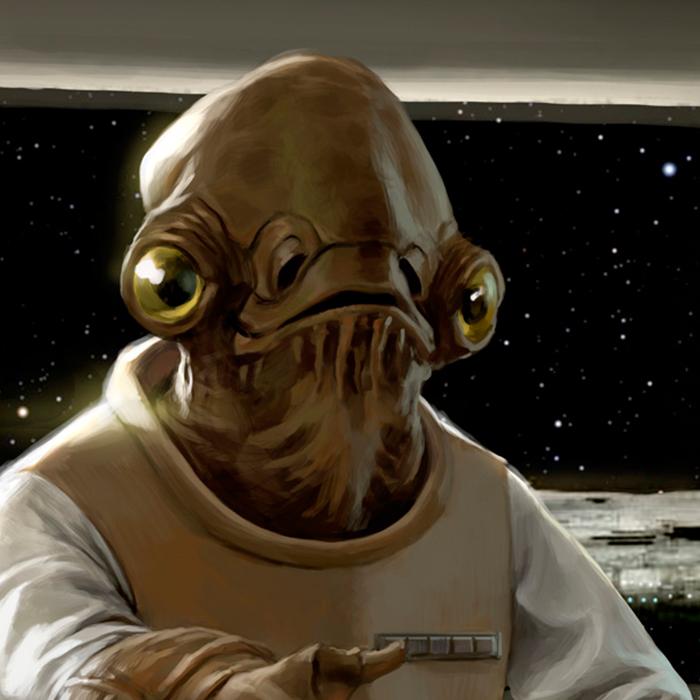 Tim Rose discute sua volta como Almirante Ackbar em Star Wars: ODDF