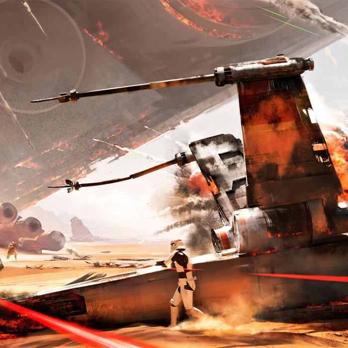 Como Battlefront se encaixa no cânone? A DICE esclarece!