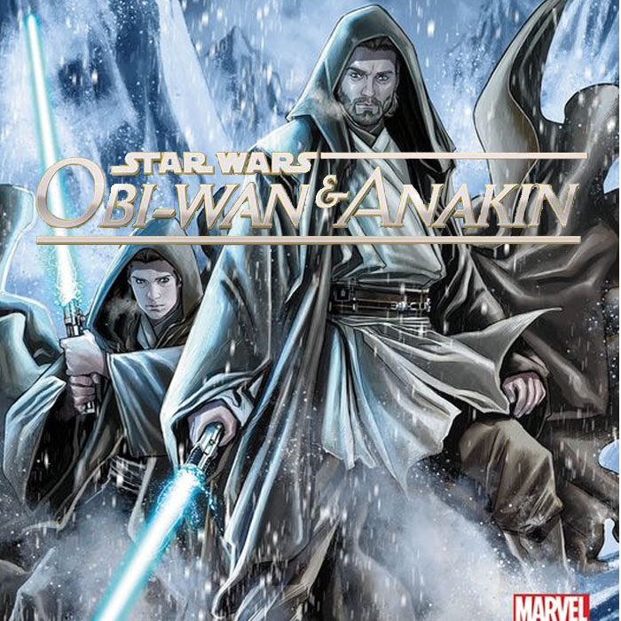 Quadrinhos | Detalhes sobre Star Wars: Obi-Wan & Anakin e Vader Down!