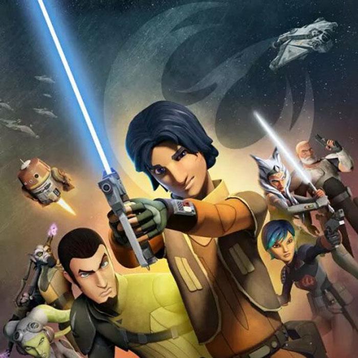 Detalhes da segunda temporada de Rebels e possíveis crossovers com os filmes!