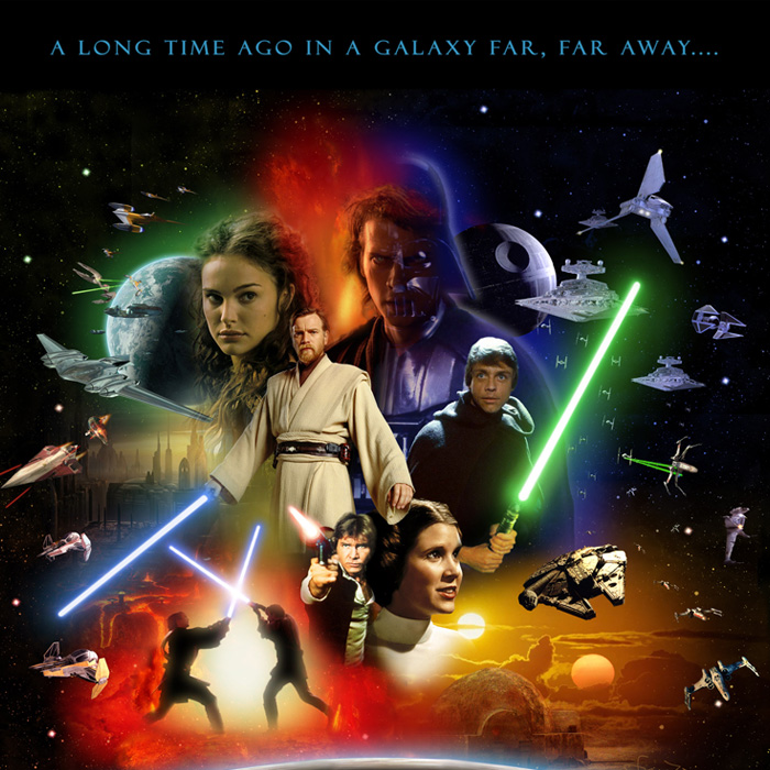 Maratona de Star Wars confirmada para o lançamento de O Despertar da Força!