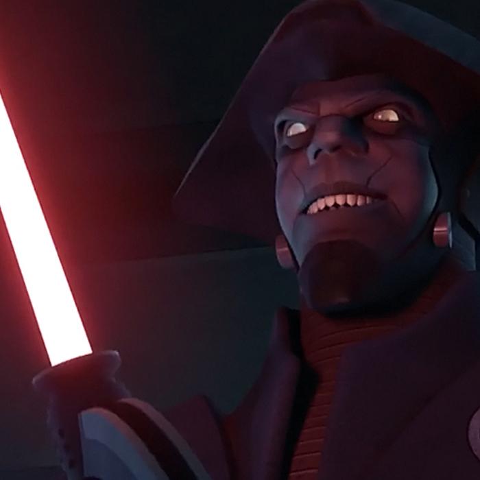 Um dos novos Inquisidores de Star Wars Rebels foi inspirado em um design do Episódio VII!