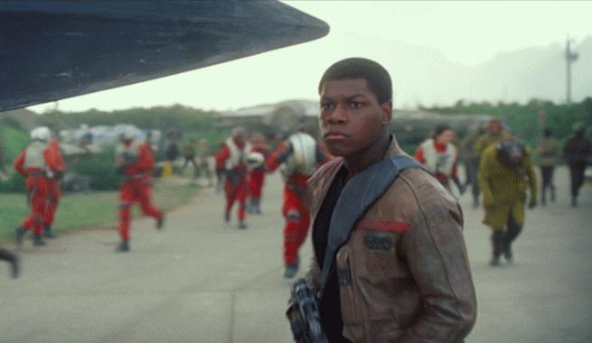 Os Últimos Jedi | Finn terá combates no filme