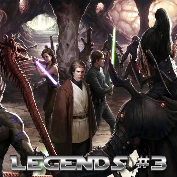Legends | A Nova Ordem Jedi – Parte III