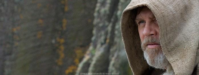 Por favor, Luke, salve a galáxia!