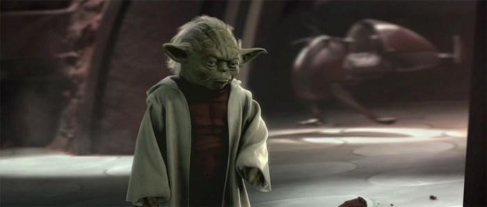 Forma IV: Ataru, o estilo de luta de mestre Yoda