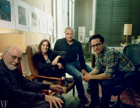 JJ Abrams, Jonh Williams