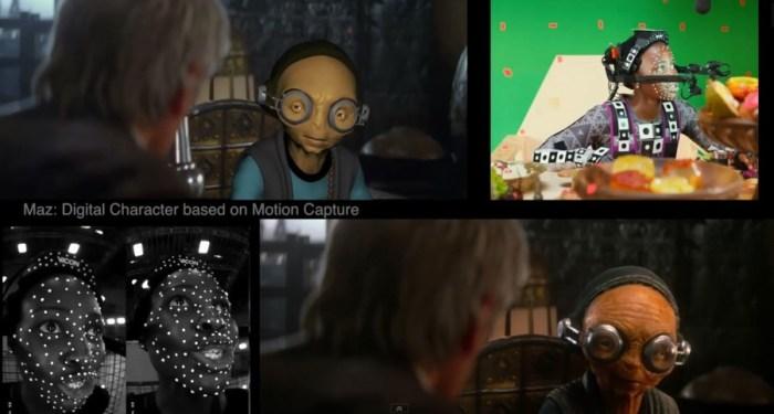 Vejam como foram feitos os efeitos visuais de 'O despertar da Força'