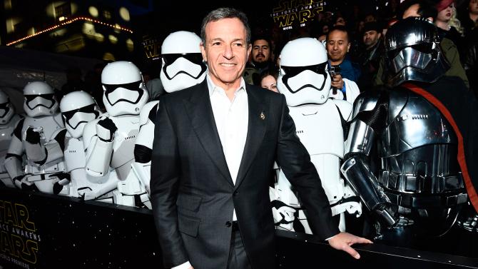 Presidente da Walt Disney confirma novos filmes após o Episódio IX
