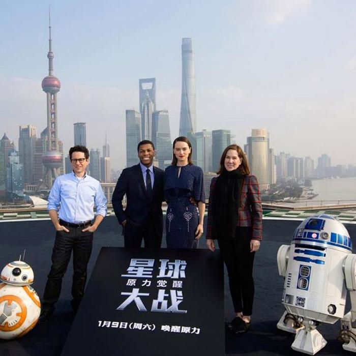 O Despertar da Força estreia com 33 milhões de dólares na China!