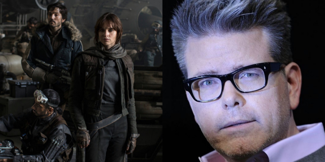 "Christopher McQuarrie ""salvou"" Rogue One"