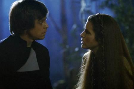 Luke e Leia