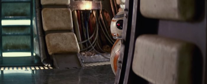 BB-8, o droide leal