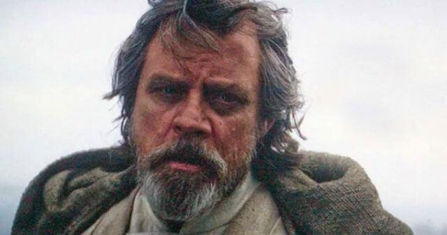 Quais as intenções originais de George Lucas para o futuro de Luke Skywalker?