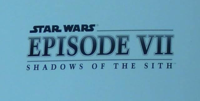 A continuação da saga seria através do jogo Sombras dos Sith