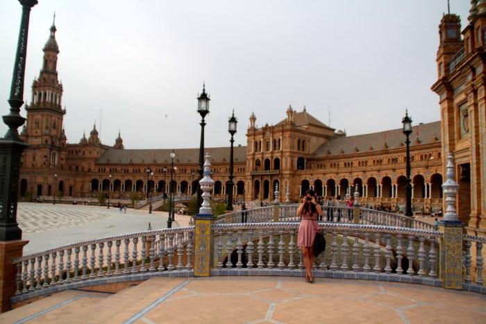 Lugares de Star Wars - Sevilla Espanha 03 (Theed Naboo)
