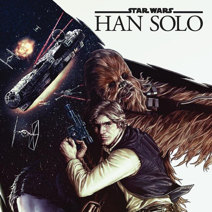 Anunciada minissérie em quadrinhos de Han Solo!