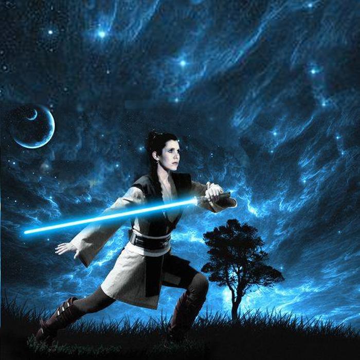 Especulação | Leia e seu caminho na Força