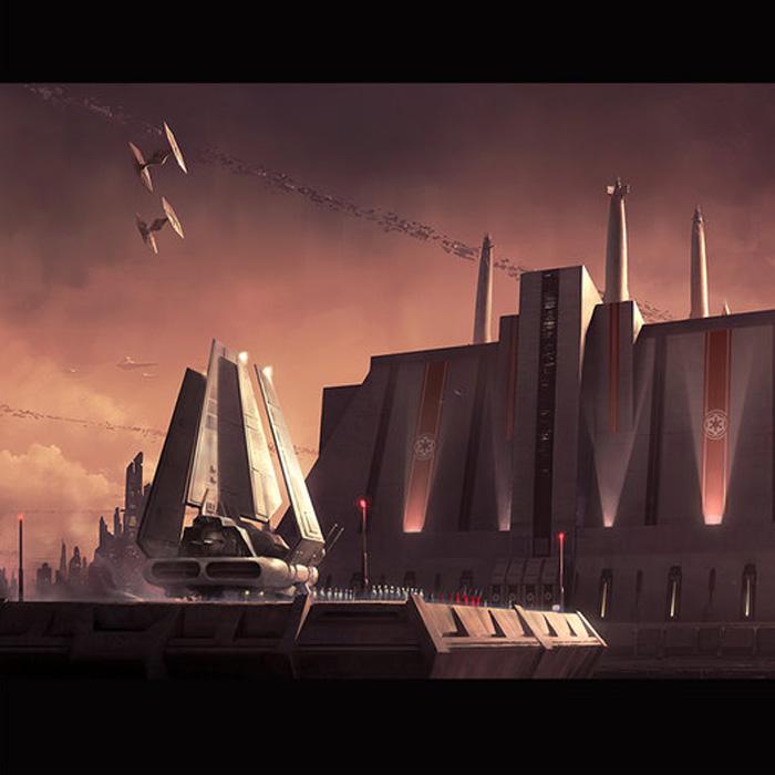 Você Sabia? | O Templo Jedi foi construído sobre um Santuário Sith e depois virou o Palácio Imperial