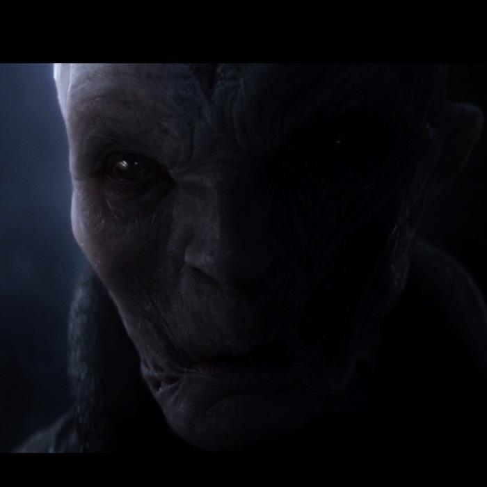 Você Sabia? | Snoke não é humano e presenciou a ascensão do Império