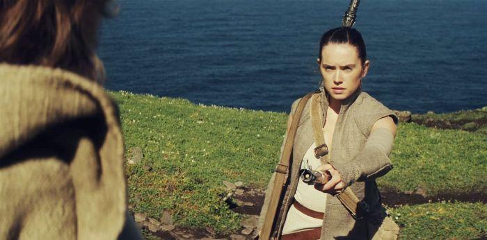 VII | Rey foi idealizada para se assemelhar a Luke na trilogia original