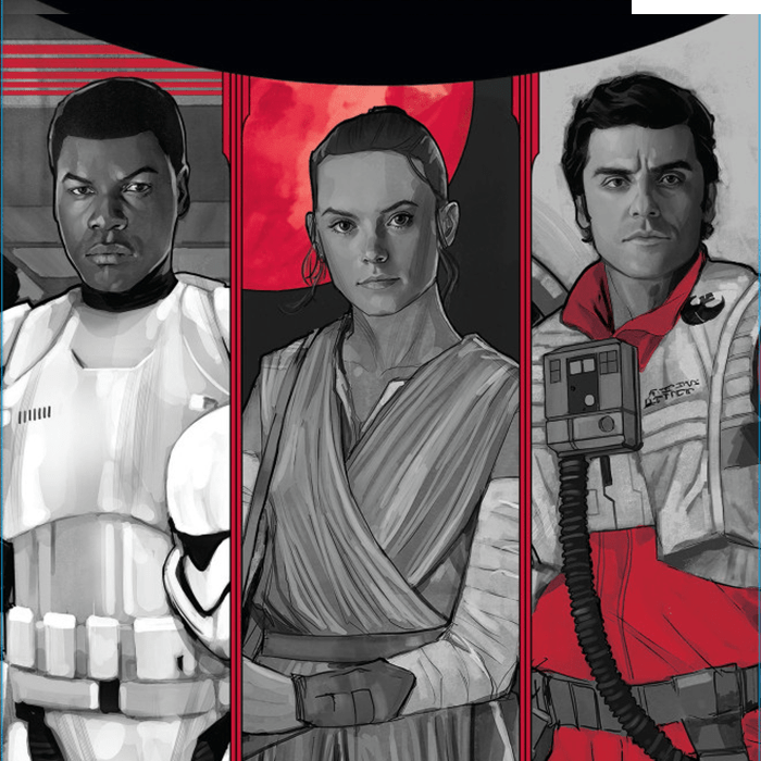 Literatura | 12 coisas que aprendemos com Rey, Finn e Poe em Before the Awakening