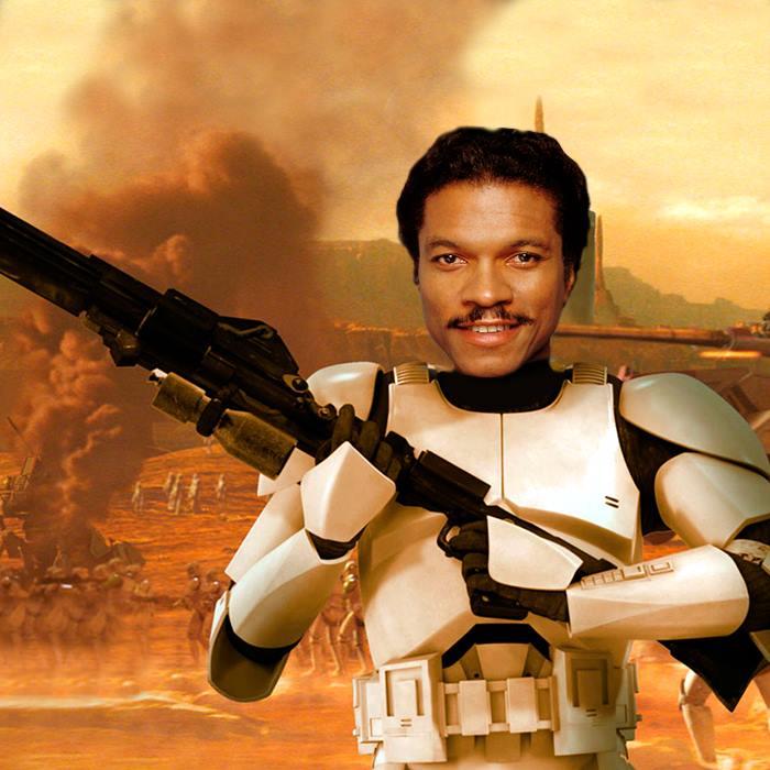 Você Sabia? | Inicialmente, Lando Calrissian seria um clone!