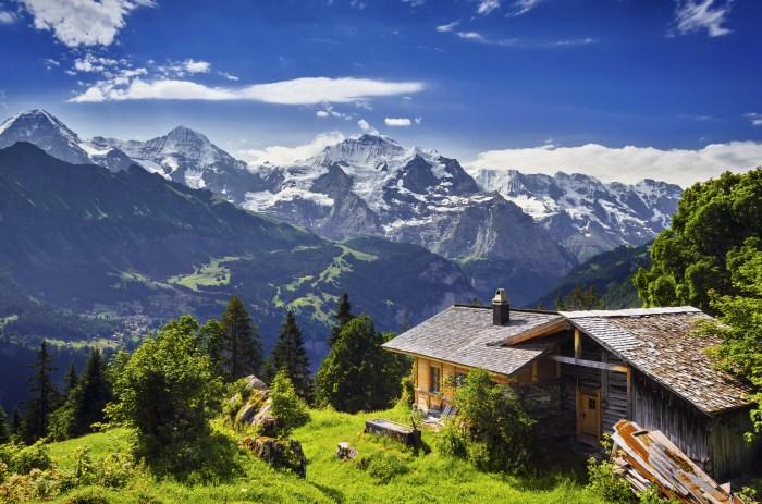 Lugares de Star Wars - Grindlwald Suíça 03 (Alderaan)