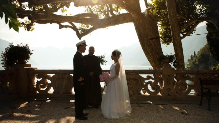 Lugares de Star Wars - Lake Como Itália 01 (Naboo)