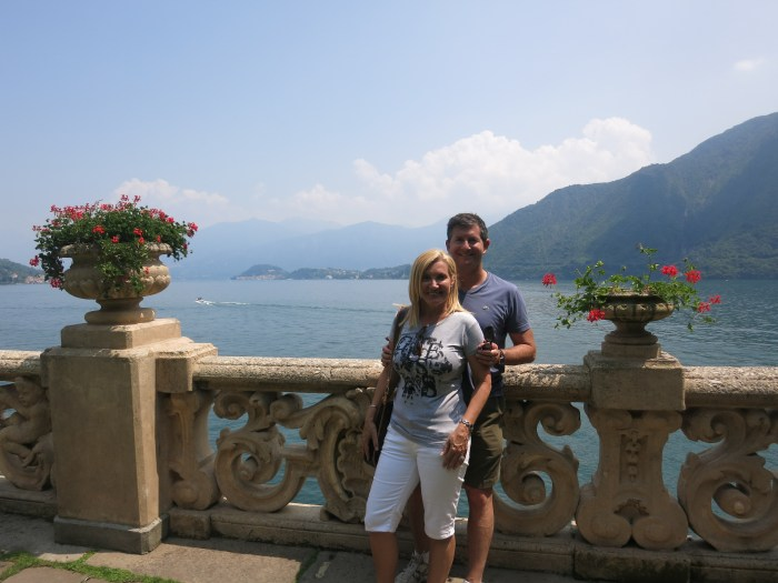 Lugares de Star Wars - Lake Como Itália 03 (Naboo)