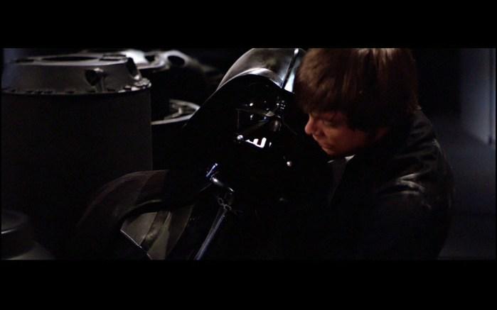 """Skywalker, Pai e Filho: """"O elo de ligação""""."""