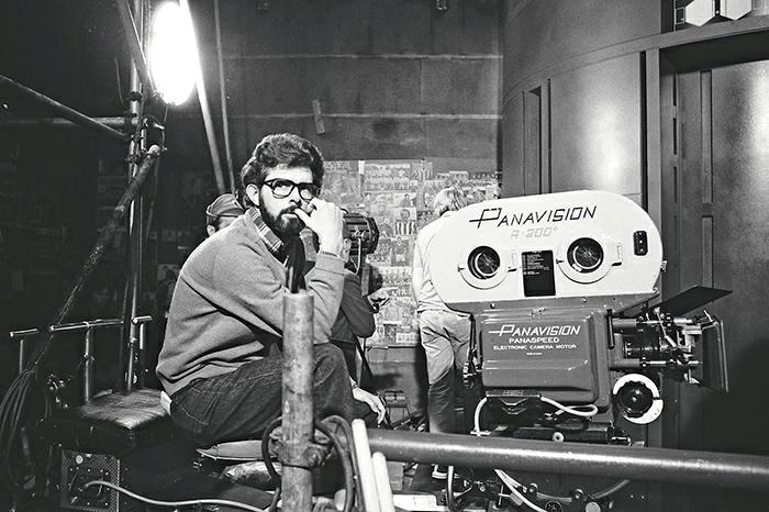 George Lucas se aposenta do cinema