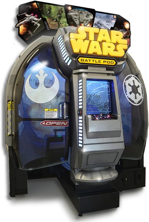 Artigo | O Despertar da Força nos Arcades e na LEGO