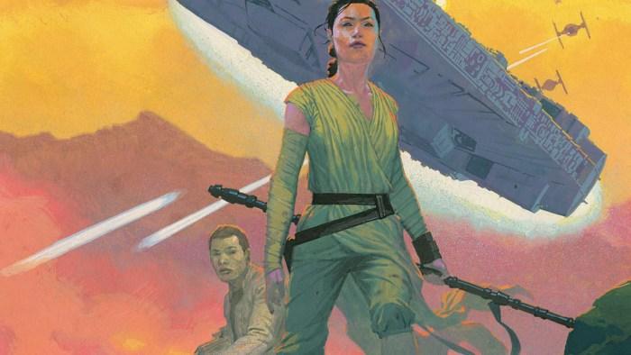 Resenha | Vamos Com Calma – Star Wars TFA Adaptation