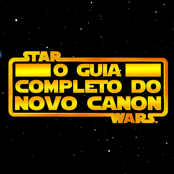 Cronologia Completa do cânone de Star Wars