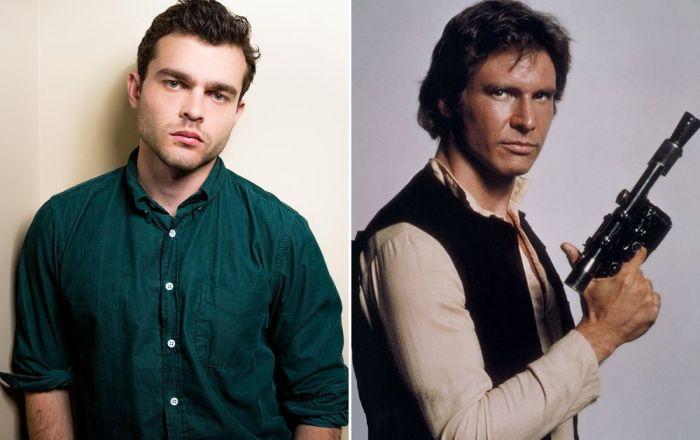 Han Solo | Alden Ehrenreich fala sobre o personagem