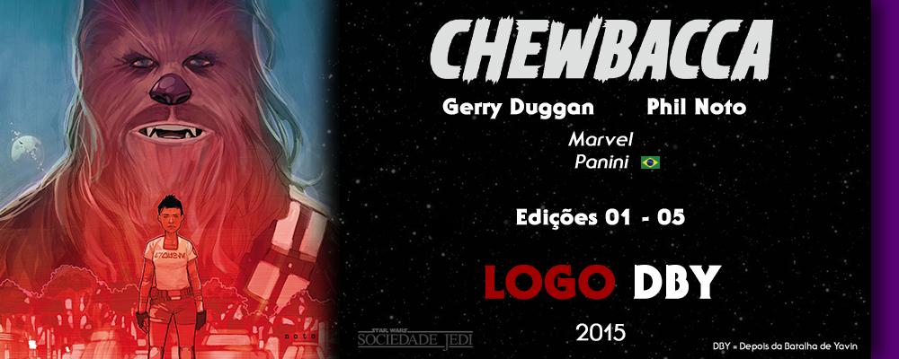 Cronologia Canon - Comic - Chewbacca