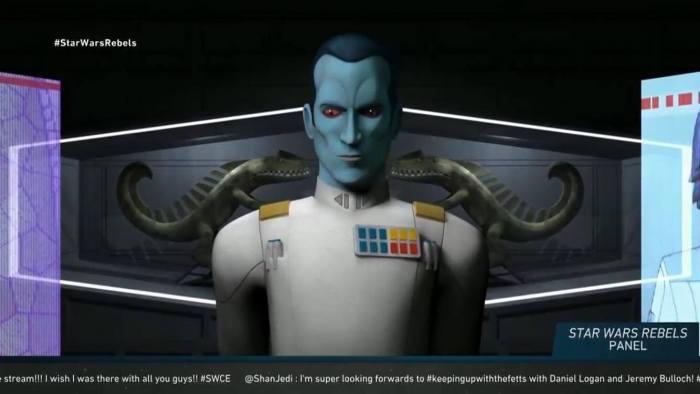 Rebels | Thrawn está de volta a Star Wars!