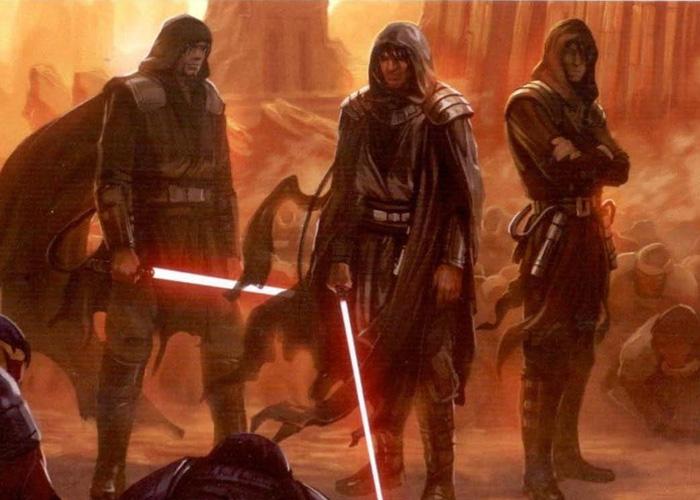 Canoniza, Disney! | O surgimento dos Sith durante os 100 anos de escuridão